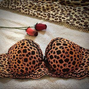 BRAND NEW Sexy Leopard Bra